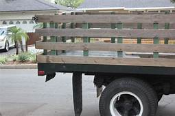 1968 Ford F600 Truck Flat Bed / Stake  Classic