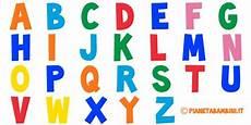lettere da stare per bambini lettere dell alfabeto colorate e grandi da stare