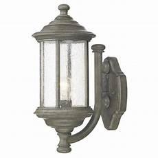 d 228 r d 228 r bro1661 brompton 1 light outdoor wall light ip43 old iron garden lights from ocean