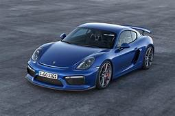 Geneva 2015 Porsche Cayman GT4 Revealed Ahead Of Show