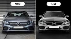 mercedes e class facelift 2019 2019 mercedes c class facelift new vs major