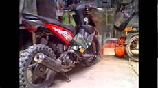 Beat Modif Trail by Modifikasi Motor Matic Motorplus Modif Desain Beat Gaya