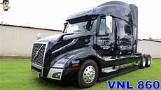 2020 volvo truck 860 2020 volvo vnl 860 walk through tour