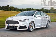 ford mondeo st kombi this is how a ford mondeo st could look like do you guys
