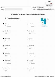 multiplication equations worksheets 6th grade 4391 105 free math worksheets teach math with confidence