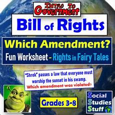 tale geography lesson 15007 bill of rights which amendment worksheet rights in tales activity in 2020