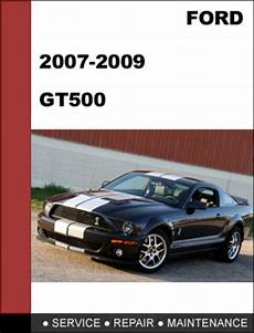 free download parts manuals 2008 ford gt500 electronic toll collection ford mustang shelby gt500 2007 to 2009 factory workshop service repair manual tradebit