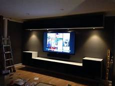 ikea tv wand wall mounted ikea bestas and cabinet lights with