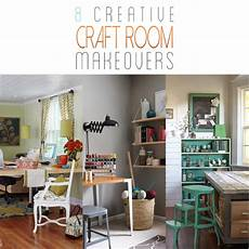 8 creative craft room makeovers the cottage market