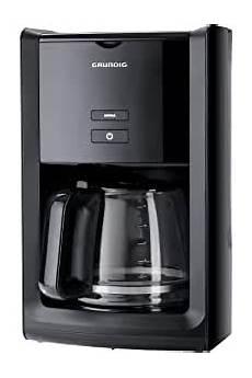 De Grundig Km 6280 Kaffeemaschine Basic 1000