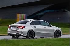 All New Mercedes A Class Sedan Detailed End 2018