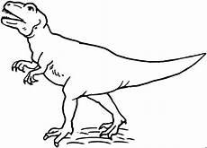 Dino Malvorlagen T Rex Tyrannosaurus Rex Ausmalbild Malvorlage Tiere