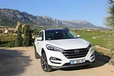 Photos Essai Hyundai Tucson 3 2 0 Crdi 136 4wd 4x4