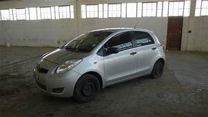 TOYOTA YARIS T3 HATCH STRIPPING FOR SPARES  Durban