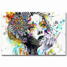 mind blowing psychedelic trippy art silk fabric poster print 13x20 24x36inch abstract wall