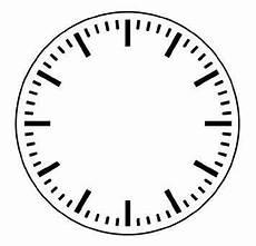 Uhr Malvorlagen Word Malvorlage Uhr Ohne Zeiger Tippsvorlage Info