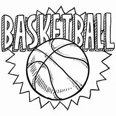 sports coloring sheets free 17769 free coloring sheet of basketball for kindergarten with images sports coloring pages
