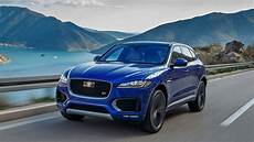 2018 Jaguar F Pace S Test Drive Review The Surprisingly