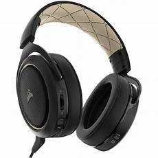 corsair gaming headset hs70 se mit 7 1 surround kabellos