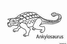 free printable dinosaurs coloring pages 16724 printable dinosaur ankylosaurus coloring pages april dinosaur coloring pages dinosaur