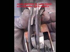 cable embrayage berlingo cambio de cable de embrague citroen berlingo