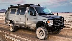 Sportsmobile Classic 4x4  Adventure Vans 4WD 4 Wheel