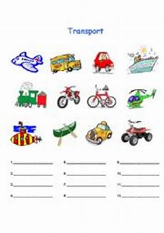 transportation worksheets esl 15184 teaching worksheets the transports