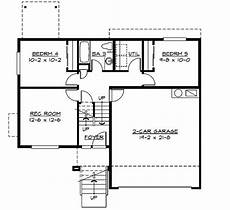 split level house plans nz plan 23441jd split level home plan split level house