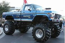 Bigfoot Take This Ford And It Ford Trucks