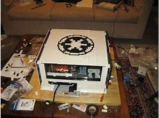 Star Wars Themed LEGO Computer Case   Gadgetsin