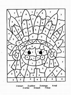 T Is For Thanksgiving Coloring Pages Thanksgiving Coloring Pages By Number In 2020 With Images