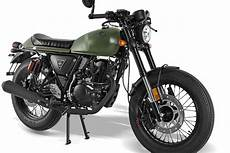 Moto Archive Motorcycles Cafe Racer 125 Paradise Moto