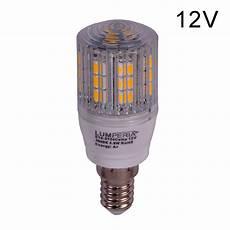 12v E14 Led - e14 cing solar le 12v 24 power led rundstrahler 3 4w