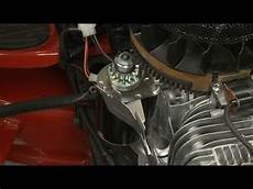mower need a new starter motor try this simple fix first funnydog