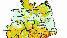 radonbelastung bayern karte radon krebsgefahr aus dem boden s 252 dost oberbayern stark