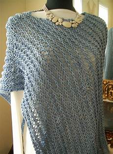 Free Knitting Pattern For Easy 4 Row Repeat Ridged Wrap