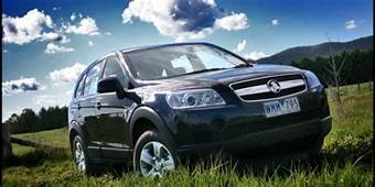 Holden Captiva Reviews Review Specification Price