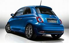 fiat 500s facelift debuts in geneva new looks tech paul