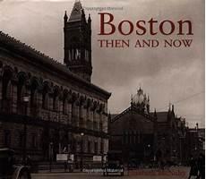 Boston Coffee Table Book