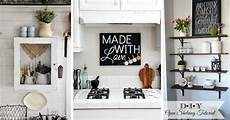 Decorating Ideas For A Blank Kitchen Wall by 30 Enchanting Kitchen Wall Decor Ideas That Are Oozing