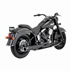 vance hines pro pipe exhaust for harley softail 1986