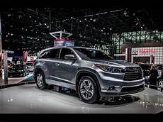 2019 toyota highlander redesign review price you need