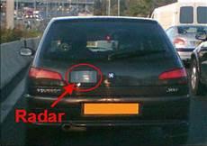 voiture radar embarqué les radars automatiques