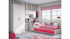 meuble chambre ado chambre pour ado fille avec lit 4 coffres glicerio so nuit