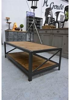 table basse industrielle table basse industrielle deco s 233 jour en 2019 table