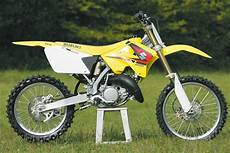 Suzuki Rm 125 - suzuki 125 rm moto verte