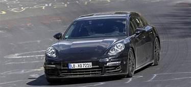 2018 Porsche Panamera  Spy Photos Price Release Date