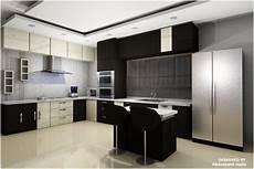 Contemporary Kitchen Interiors Modern Kitchen Interior Speed Build Archi Cad19