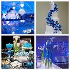 White And Blue Wedding Ideas