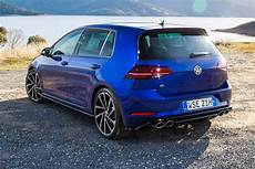 golf 7r 2017 2017 volkswagen golf r 7 5 review